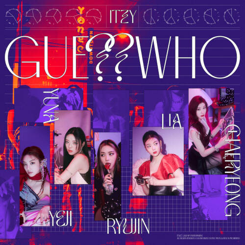ITZY - GUESS WHO iTunes Plus M4A