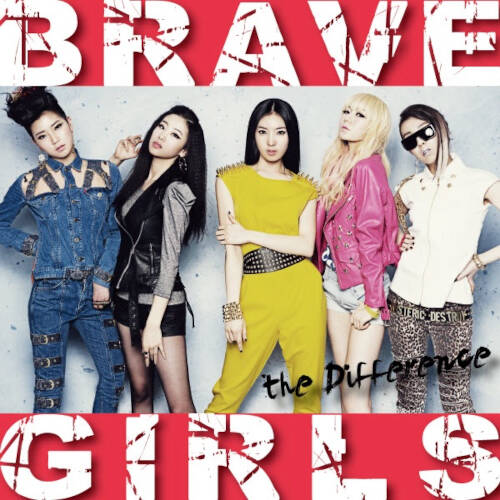 Single] Brave Girls - The Difference (MP3 + iTunes Plus M4A) Download -  KpopTap.com
